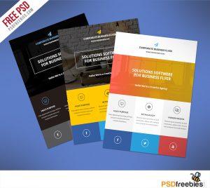free brochure template downloads business brochure templates psd free download