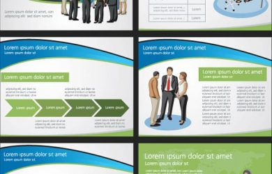 free business flyer templates business flyer template vector