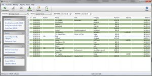 free checkbook register software moneyline professional edition for mac home contact personal information managers
