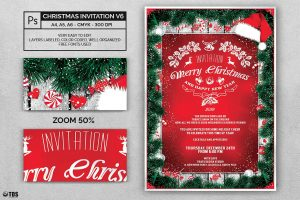 free christmas party invitations template christmas invitation template v