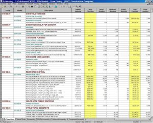 free construction schedule spreadsheet contoh timeline project excel x