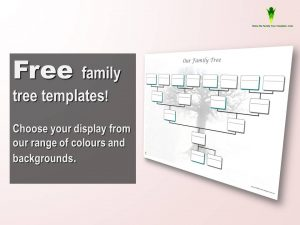 free editable family tree template word free family tree templates feature