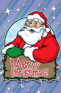 free editable newsletter templates for word merry christmas santa card