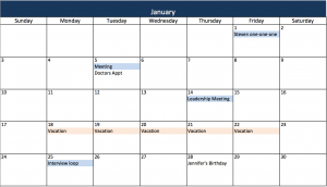 free employee schedule template make a calendar in excel includes free template