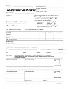 free employment application template best buy job application hkufwec