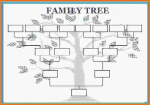 free family tree template word family tree template word blank family tree template