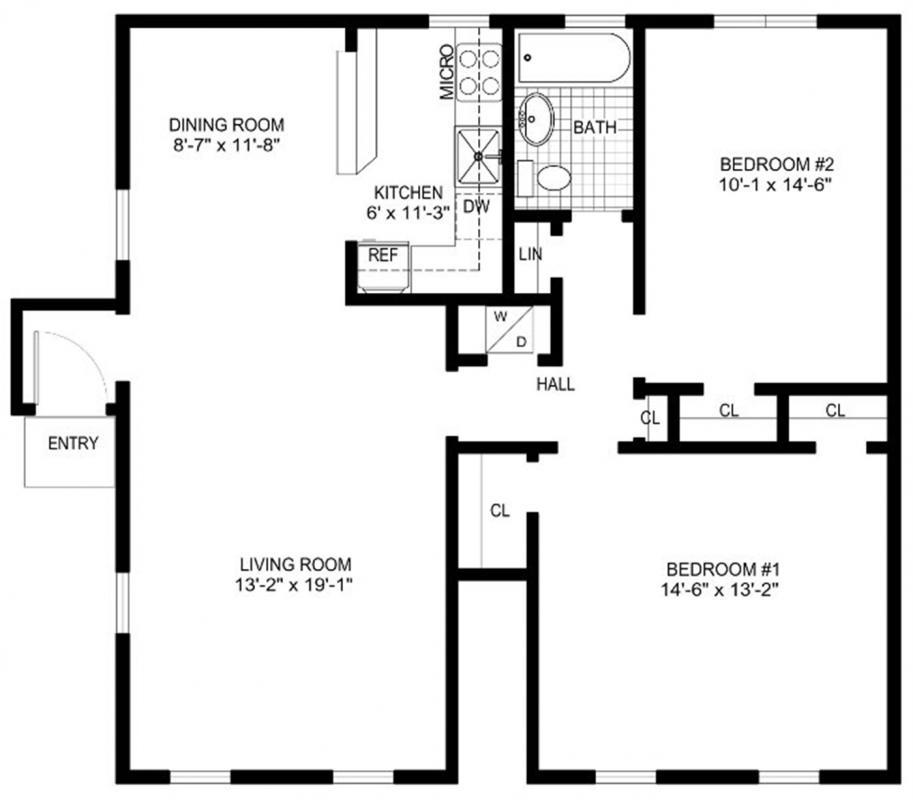 free floor plan template