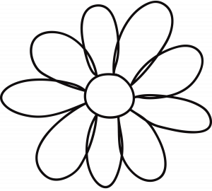 free flower templates dimxie