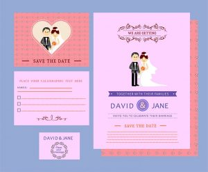 free halloween invite templates wedding card templates couple design on colored background