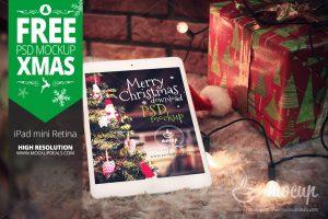 free holiday flyer templates free ipad mockup xmas