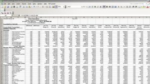 free inventory spreadsheet accounting spreadsheet templates excel
