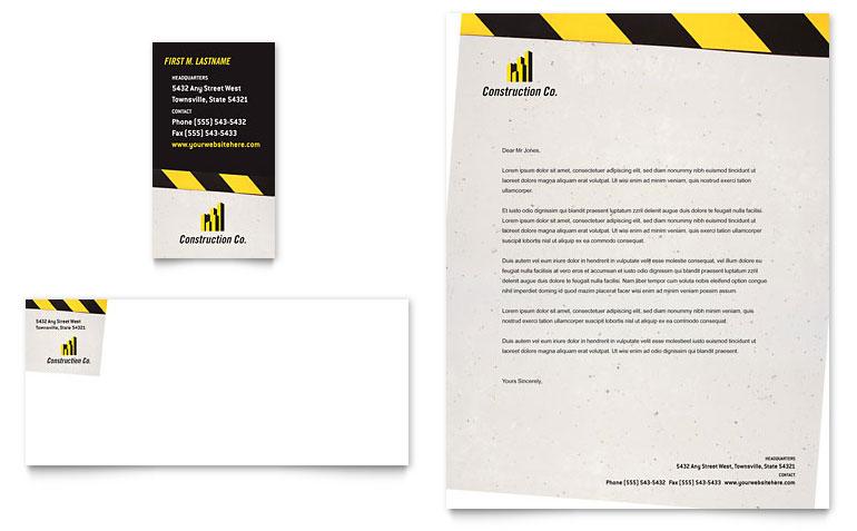 free letterhead template