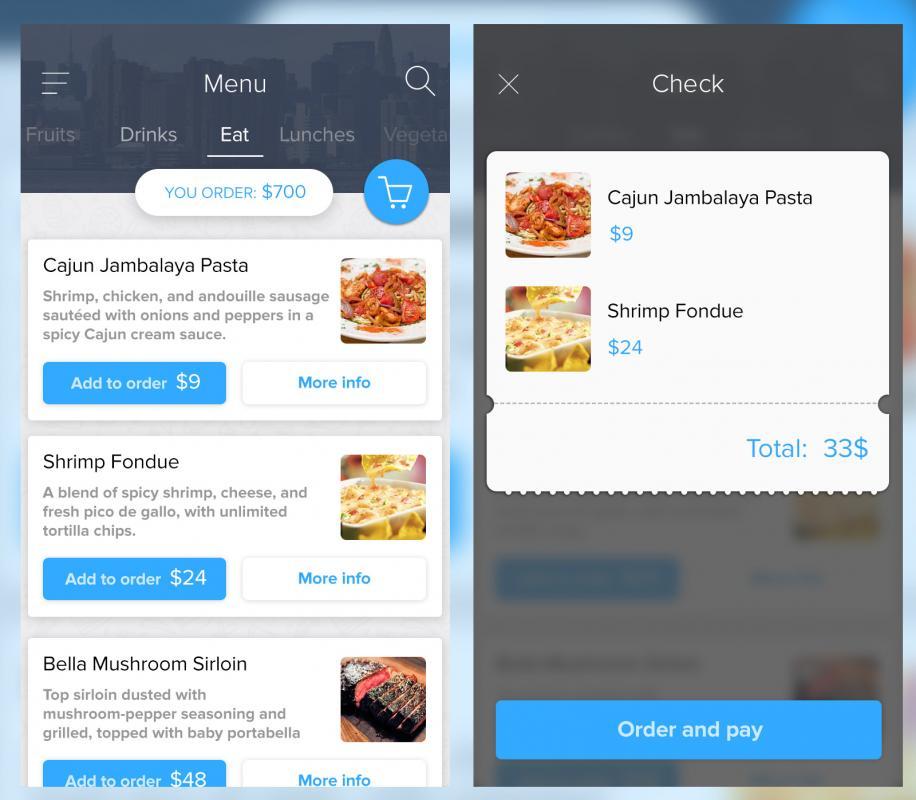 free menu design templates