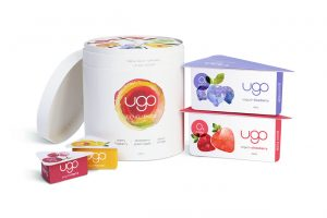 free menu design templates ugo yogurt packaging design
