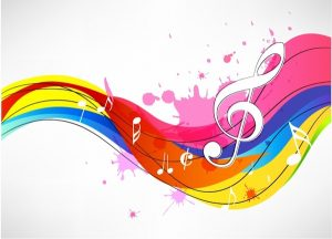 free music background abstract music background