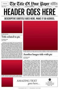 free newspaper template free newspaper template nzhpfyxo