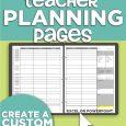 free powerpoint templates for teachers teacher planning binder