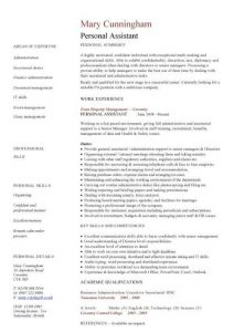 free printable application for employment template personal assistant cv sample personal assistant resume