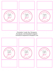 free printable candy bar wrappers printable candy bar wrappers