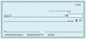 free printable checks template blank check large