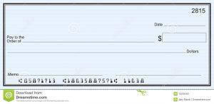 free printable checks template free blank check template blank checks