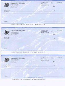 free printable checks template preprinted per page blank check