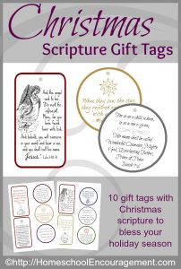 free printable customizable gift tags christmasscripturegifttags