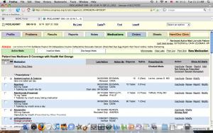 free printable medication list template meds