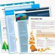free printable newsletter templates main img