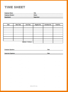 free printable time sheets free printable time sheets