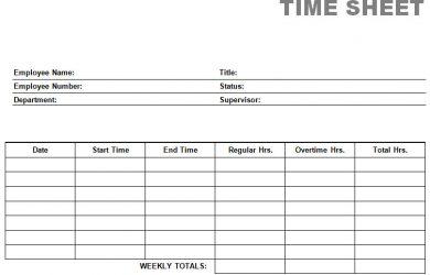 free printable time sheets printable blank pdf time card time sheets