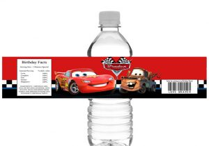 free printable water bottle labels for baby shower cars bottle