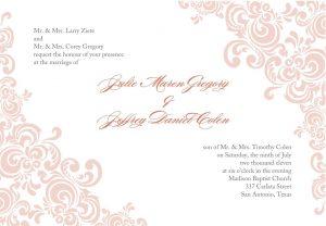 free printable wedding invitation templates download formal invitation templates free funeral templates download within blank formal invitation template