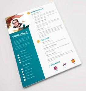 free proposal templates cv
