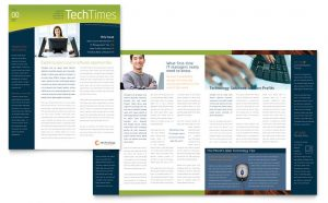 free publisher newsletter templates tcd s