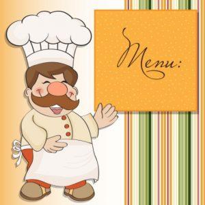 free restaurant menu templates cute cartoon restaurant menu design vector