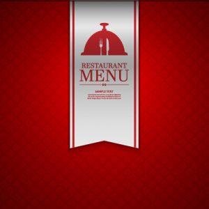 free restaurant menu templates ornate restaurant menu background art