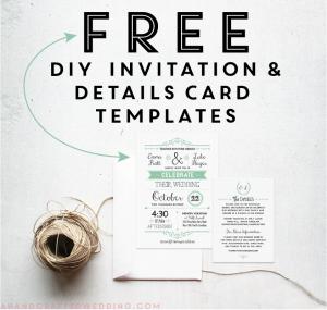 free rustic wedding invitation templates wedding invitations template free printable