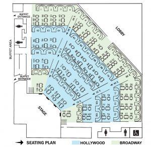free seating chart template seating plan
