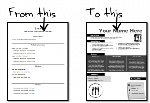 free simple resume templates diff