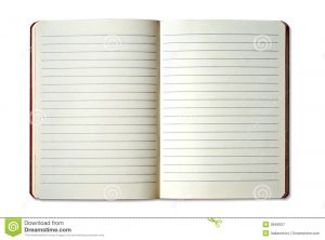 free time sheets copybook