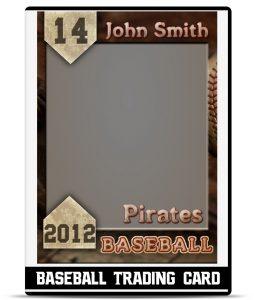 free trading card template baseball trading card dvd