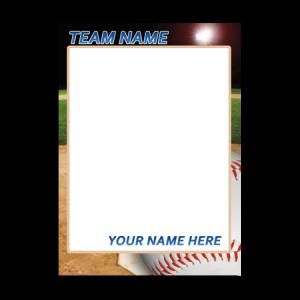 free trading card template custom trading card printer