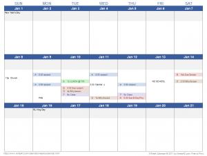 free weekly schedule template weekly calendar excel week calendar template utescm
