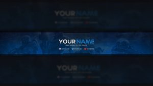 free youtube banner free halo youtube banner template psd youtube with regard to free youtube banners