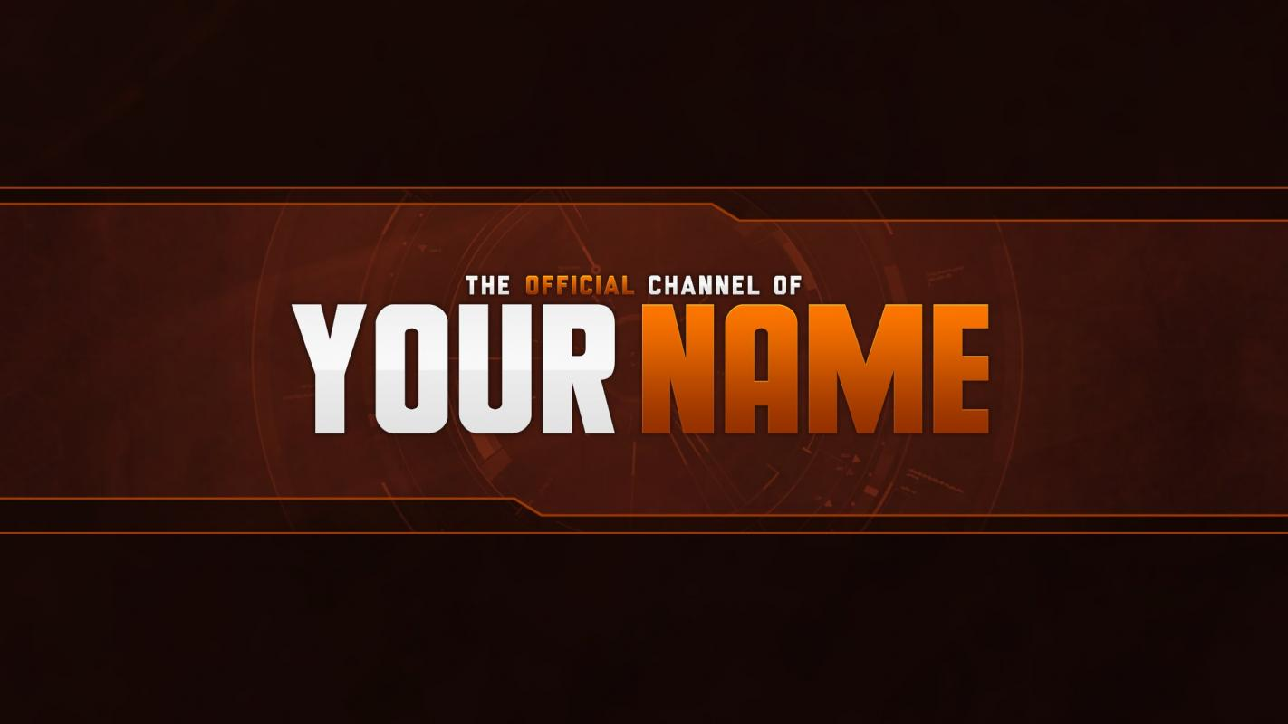 free youtube banners