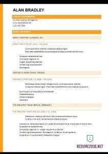 functional resume template word resume format free word templates ea pertaining to simple resume template