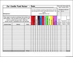 fundraising order form templates doc fundraiser order form bizdoska