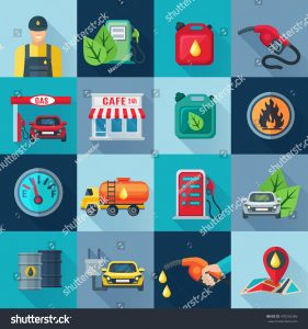 gas station logos photo slug