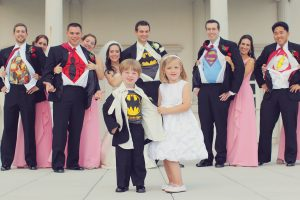 gay wedding invitations super hero weddingjpg